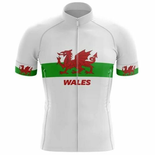 Wales V4 Cycling Jersey