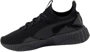 Black Sport Fitness Shoes Nouveau Defy Gr 36 Femme Puma Baskets Leisure 4gwpxCnFz1
