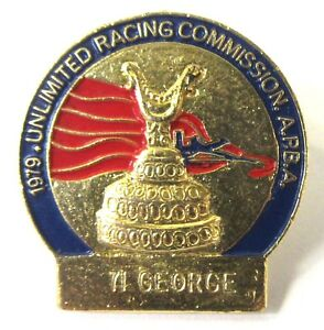 Details about 1979 A P B A  Unlimited Racing Commission #71 SQUIRE w/name  Hydroplane tack pin