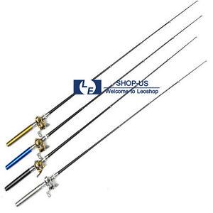 New mini aluminum alloy portable pocket pen shape fishing for Most expensive fishing pole