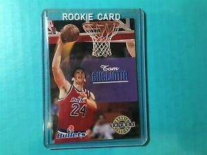 TOM-GUGLIOTTA-1992-93-SKYBOX-ROOKIE-CARD-405-BULLETS