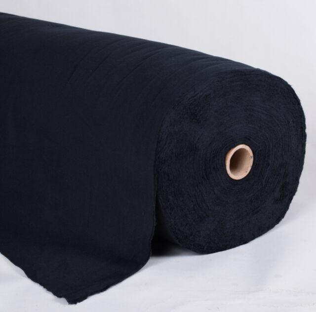 Anti tarnish, silver cloth/fabric, Black, by the yard