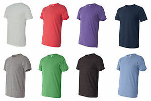 Bella-Canvas-Mens-Triblend-T-Shirt-Howard-Short-Sleeve-Crewneck-Tee-XS-2XL-3413