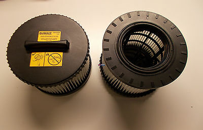 Dewalt Dwv9340 Ersatzfilter ( 2er Pack ), Für Dwv900l Dwv901l Dwv902 M/l Typ2