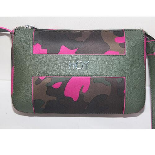 Donna Hoy Verde Camo Tracolla Fun Mimetico Borsa Bag Fuxia Collection Nn0PkwZ8XO