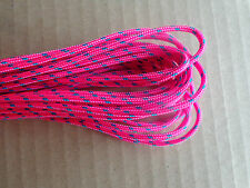 2mm Marlow Excel Racing Dyneema in Pink or Lime. 49p  price per metre