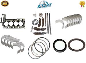 Mini-N47-Cabeza-Junta-la-cadena-de-distribucion-amp-BMW-N47D20-2-0-Motor-reconstruir-piezas-Kit