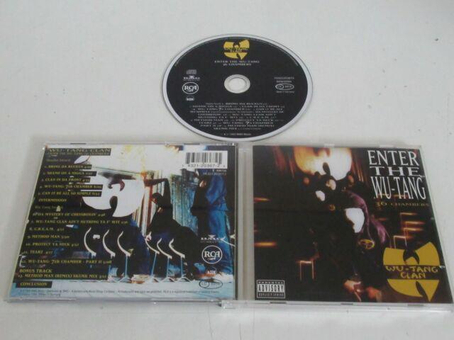 Wu-Tang – Enter The Wu-Tang (36 Chambers) / Rca – 74321203672 CD Album