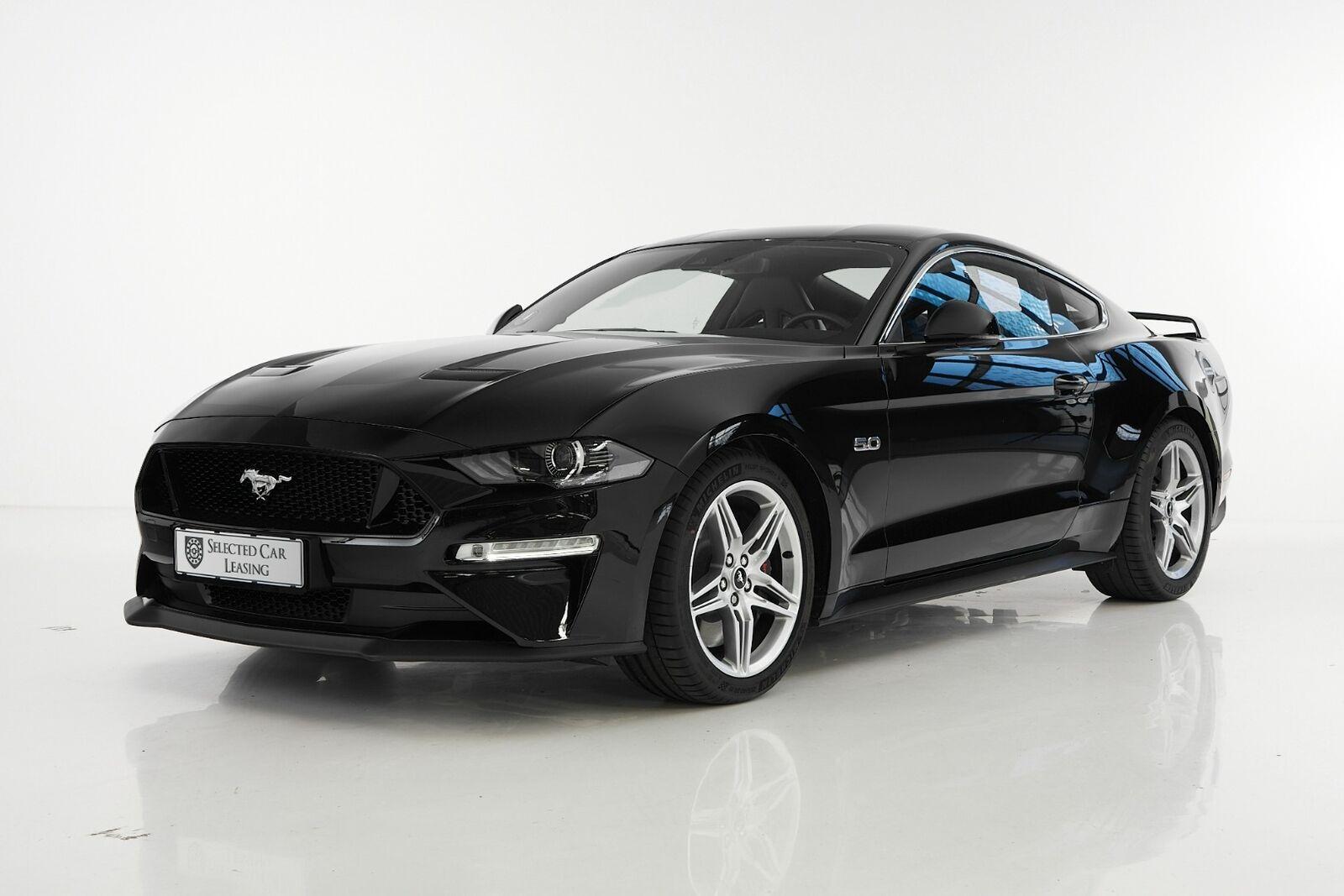 Ford Mustang 5,0 V8 GT Fastback aut. 2d - 6.073 kr.