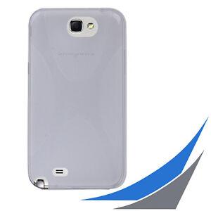 fuer-Samsung-Galaxy-Note-2-N7100-X-Type-Design-Huelle-Transparent