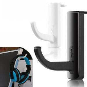2X-porte-casque-cintre-mural-PC-Moniteur-stand-durable-accessoires-casque-tr