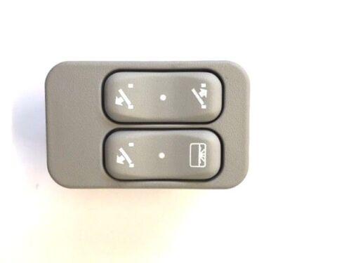 Genuine Vauxhall MERIVA A Toit Ouvrant Interrupteur gris clair neuf 93387128 2003-2010