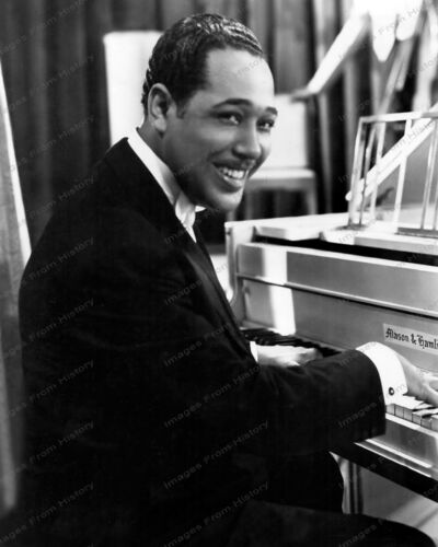 8x10 Print Duke Ellington 1955 #DE388