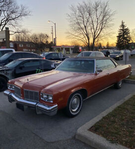 1975 Oldsmobile Ninety-Eight