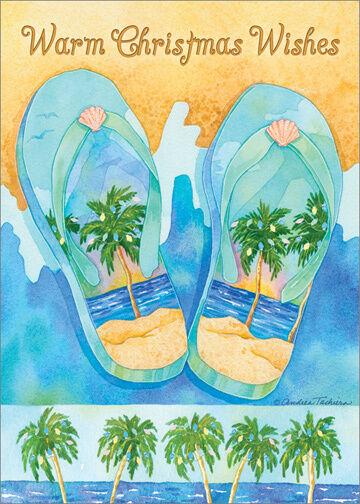 Boxed Nautical Christmas Cards by LPG Greetings | eBay