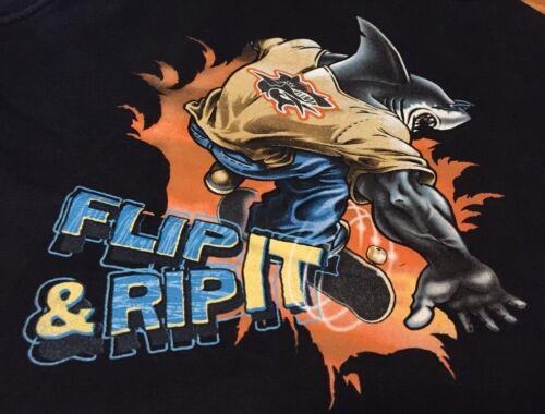 "Vintage Men's Maui And Sons ""Flip & Rip It"" Skateb"