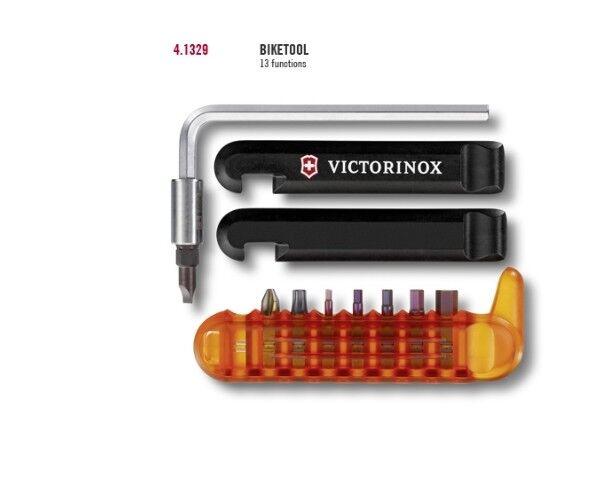 Genuine  Victorinox  Swiss Ejército Bike Herramienta Modelo 4.1329 - Envío gratuito y realizar seguimiento -  autorización