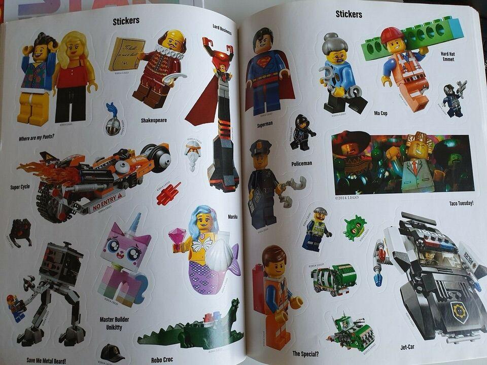 Ultimate Stricker Collection Lego Movie , Lego, anden bog