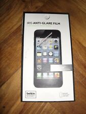 2 x Belkin Iris Anti-Glare Film Screen Protector for iPod Touch 5th Gen (2 Pack)
