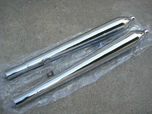 HONDA Dream 250 305 C77 CA77 C72 CA72 EXHAUST MUFFLER  LH/&RH  Brand New 1 PAIR