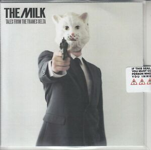 THE MILK Tales From The Thames Delta 2012 UK 11-trk numbered promo CD sealed