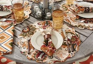 Paisley Quilted Cotton Table Runner Free Shipping On Orders Over 45