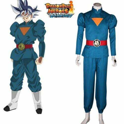 Super Dragon Ball Son Goku Kakarotto Grand Prist Daishinkan Cosplay Costume