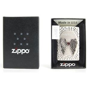 Zippo Lucky Wings SB Lighter Made in USA / South Korea Version
