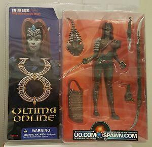 "McFarlane Ultima Online: Lord Blackthorn's Revenge - Captain Dasha 6"" Figure"