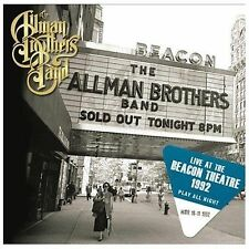 Play All Night: Live at the Beacon Theater 1992 by The Allman Brothers Band (CD, Feb-2014, 2 Discs, Epic)