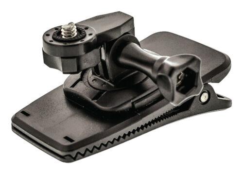 Cámara de acción Kit de montaje de Camlink Quick-Clip de 360 °