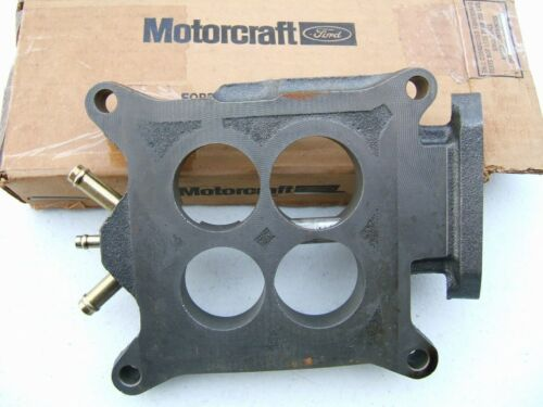 Motorcraft CM4453 Carburetor Spacer OEM 1984-1986 Ford 302 351 E4ZE-9A589-GB V8