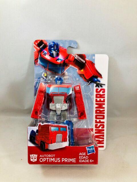 "Transformers Optimus Prime 4"" Action Figure"