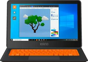 """Kano PC - 11.6"""" Kids Touch-Screen Laptop & Tablet - 1.10 GhZ Processor - Wind..."""