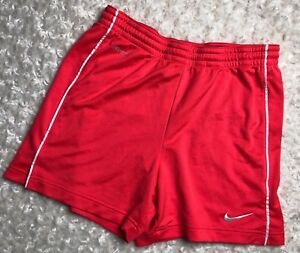 f7901f14535 Details about Nike Dri Fit Soccer Pink Women's Shorts size Xtra Large