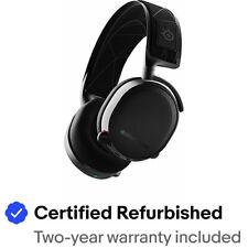 SteelSeries Arctis 7 61505 Wireless Headset - Black Gaming Bluetooth Certified