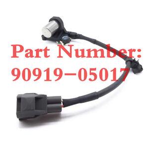 Details about Crankshaft Crank Position Sensor 90919-05017 For Camry Celica  RAV4 Solara