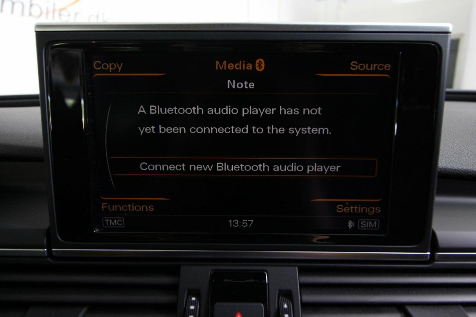 Audi A6 allroad TDi 245 quattro S-tr. Van