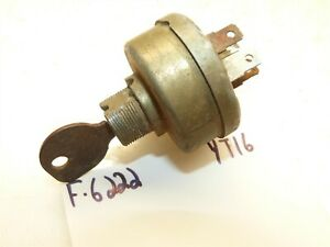 FORD-YT-16G-YT-16H-YT-16-Tractor-Ignition-Switch