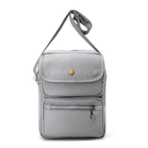 US Women Casual Nylon Crossbody Shoulder Bag Travel Handbag Satchel Tote