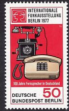 GERMANY MNH STAMP DEUTSCHE BUNDESPOST BERLIN 1977 TELECOM EXHIBITION  SG B533