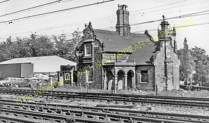 Colwich Railway Station Photo Rugeley to Stafford and Great Haywood Lines 1