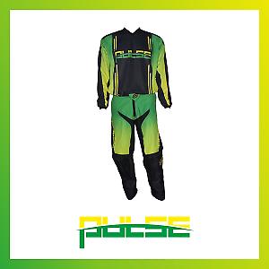 PULSE-GREEN-SYNERGY-MOTOCROSS-MX-ENDURO-QUAD-ATV-BMX-MOUNTAIN-BIKE-KIT