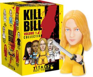 """THE KILL BILL VOL 3/"""" BLIND-BOXED TITANS COLLECTIONS KILL BILL TITANS 1 COLLECT"""
