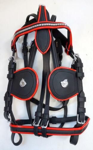 PONY Driving Harness-Parts Or complete Bridle Saddle Reins Tugs BP Breeching