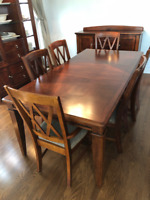 9 Piece Dining Set Buy Or Sell Dining Table Sets In Ottawa Gatineau Area Kijiji Classifieds