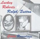 Luckey Roberts & Ralph Sutton by Luckey Roberts (CD, 1995, Solo Art)