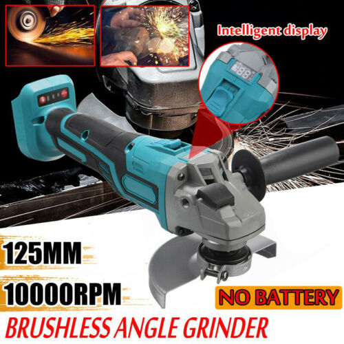 Meuleuse d/'angle 18V 125mm Pour Makita de broyeur angle impact sans brosse