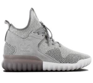separation shoes 7687b 9109e Image is loading Adidas-Originals-Tubular-x-Pk-Primeknit-Men-039-