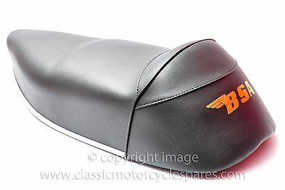 Rationeel Dual Seat, Bsa A50, A65, Humped Back, 68-9330, Uk Made, Great Quality
